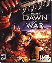 Warhammer 40,000 Dawn Of War PC-CD RTS Win XP - 31888
