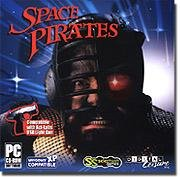 Space Pirates PC Action Game CD Win XP/Vista - 30392
