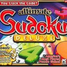 Ultimate Sudoku Deluxe Puzzle Game PC-CD Win XP - 37675