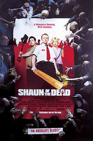 Shaun Of The Dead Poster 27 x 41 in
