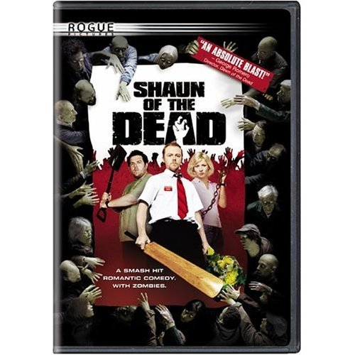 Shaun of the Dead DVD (Used)