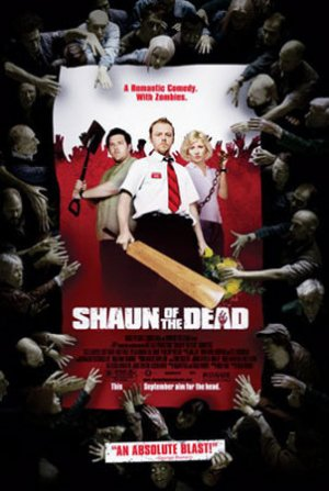 Shaun of the Dead Double-Sided Poster 27 x 41 in