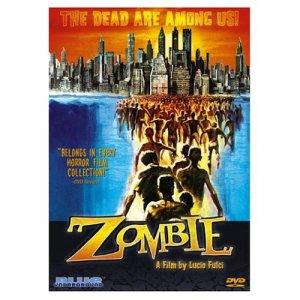 Zombie DVD (Widescreen)