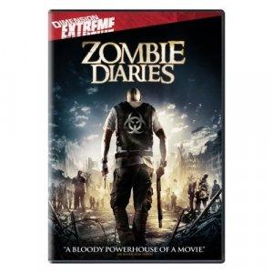 Zombie Diaries DVD (Widescreen)