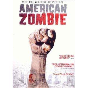 American Zombie DVD (2007)