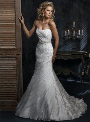 Wedding Dresses/ Wedding Gowns WM0043