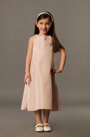 Cute and Lovely T-length Wedding Dress Girl Dress VG0011