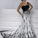 Wedding Dresses/ Wedding Gowns -- One-shoulder Bridal Gown KL0017
