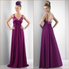 BJ0009 Spaghetti Straped V-neck Wedding Dress