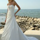 Wedding Dresses/ Wedding Gowns -- Stunning Chiffon Bridal Gown WB0014