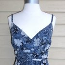 Donna Morgan Floral Print Silk Dress Size 10