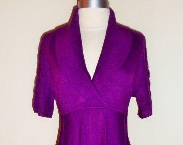 Jones Wear Sweater Empire Waist Dress Size M