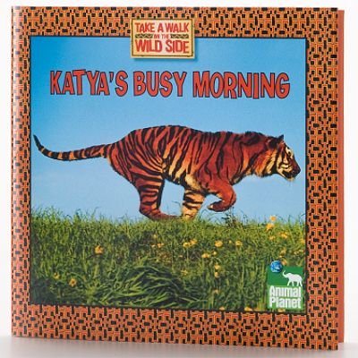 "Kohl's Cares for Kids Animal Planet Book ""Katya's Busy Morning"""
