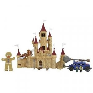 Shrek 2 Deluxe Ogre Micro Playset: Far Far Away Castle by Hasbro