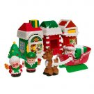 Fisher-Price Little People Musical Christmas Village