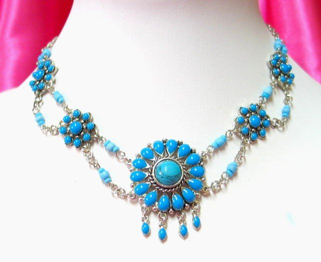 *FREE SHIPPING* NA946 ETHNIC TRIBAL DANGLE PENDANT NECKLACE 50cm _cOOl!!_SPECIAL OFFER!!