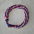 Handmade Cross Knot Bracelet