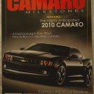 CAMARO MILESTONES 2009