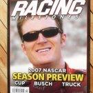 RACING MILESTONES magazine : March 2007