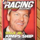 RACING MILESTONES magazine : July 2007