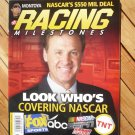 RACING MILESTONES magazine : April 2007