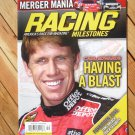 RACING MILESTONES magazine : December 2007
