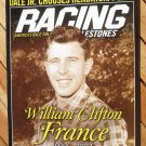 RACING MILESTONES magazine : August 2007