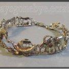 Vintage Sterling Silver Noah's  Ark Bracelet