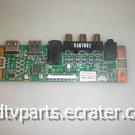 BN41-00910B, BN96-06284F, BN96-05039C, SIDE AV INPUT for SAMSUNG LN-T4665F, LNT4665FX/XAA