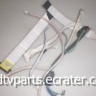 Wire Harness, Ribbons and LVDS Cable for SAMSUNG LN 40A650A1F