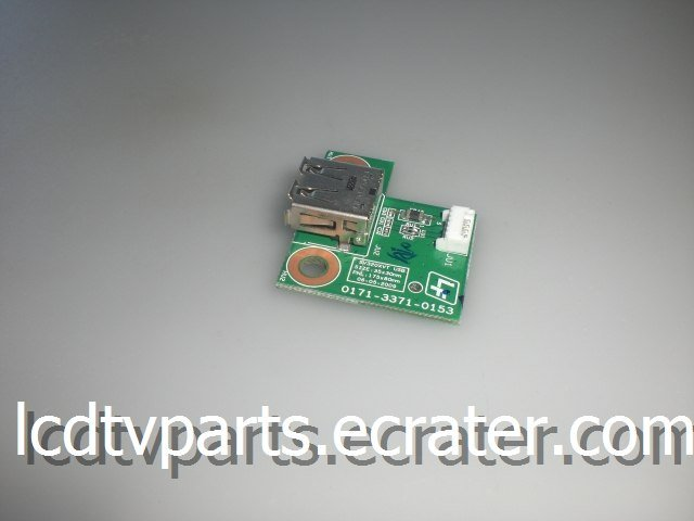 3632-0012-0138, 0171-3371-0153, USB Board for VIZIO SV320XVT