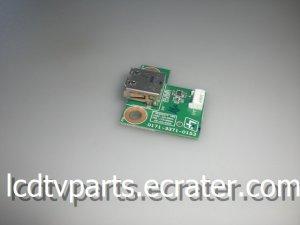0171-3371-0153, E85792, for  VIZIO SV320XVT