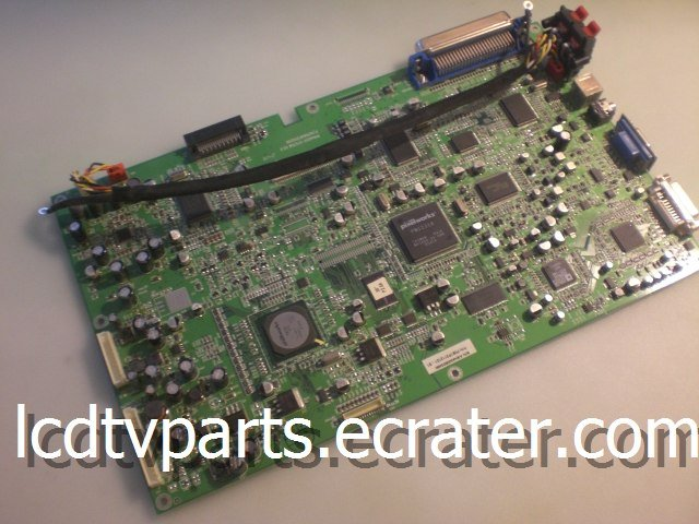 PPKA0311 SYSTEM R2.0, P/N:P060P3112200, PW1231A, Main Board for OLEVIA/SYNTAX LT-30HV, LT30HV