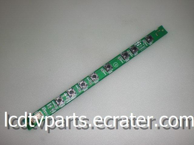 EBR61100201, LA92A, EAX56608701(2),  KEY CONTROLLER BOARD For LG 47LH30