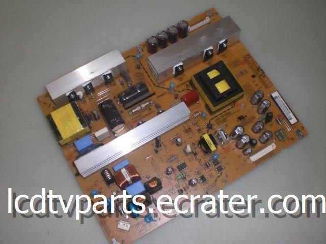 EAY58584001, B1280M4001 Rev_2.0, 090421, Power Supply for LG 47LH30