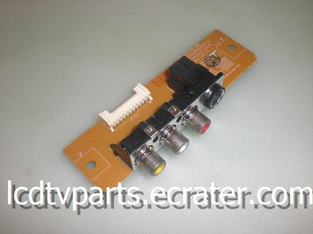EBR35527001, EAX35562902(0), SIDE AV INPUT for LG 42LC7D