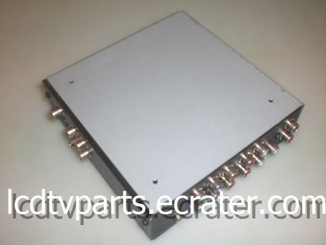 P061P3119100-I1, SIDE AV INPUT for OLEVIA/SYNTAX LT30HV, LT-30HV