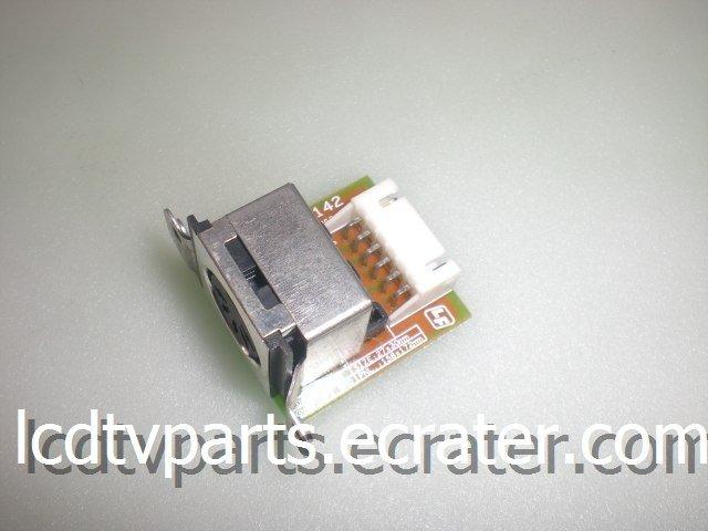 0171-3870-0142, 3646-0012-0146(2A)1, Audio Connector for  VIZIO GV47L
