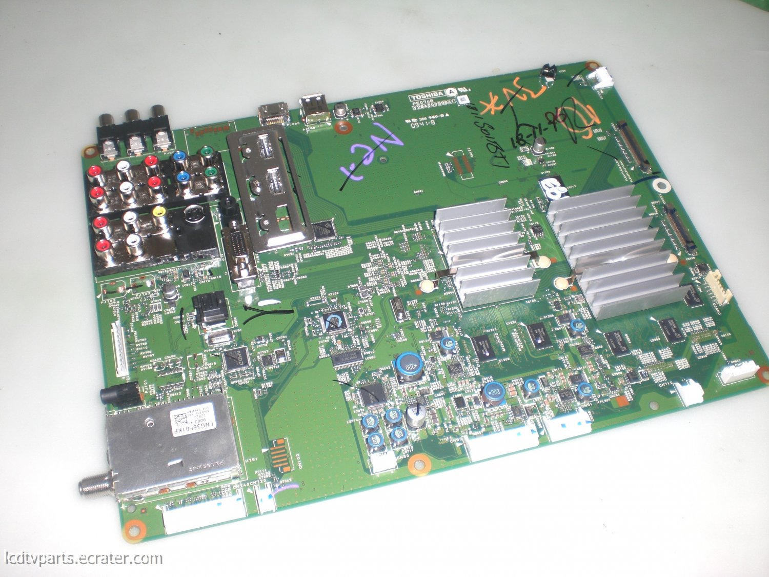 75016203, PE0748, V28A000998A1, Main Board for TOSHIBA 40XV648U