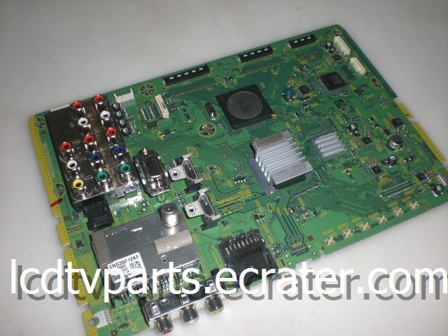 TNPH0831AS, TNPH0831, Main Board for PANASONIC TC-50PX24
