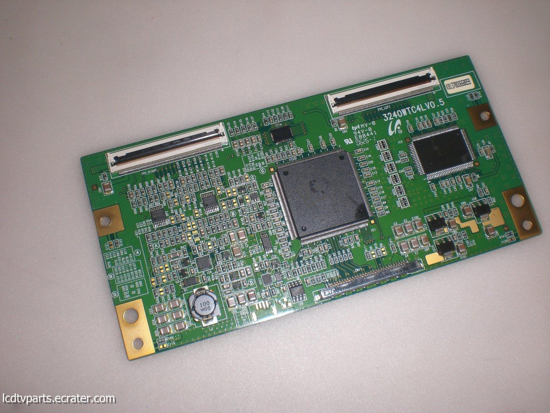 LJ94-01370D, 3240WTC4LV0.5, T-Con Board for SAMSUNG LNS4051DX/XAA