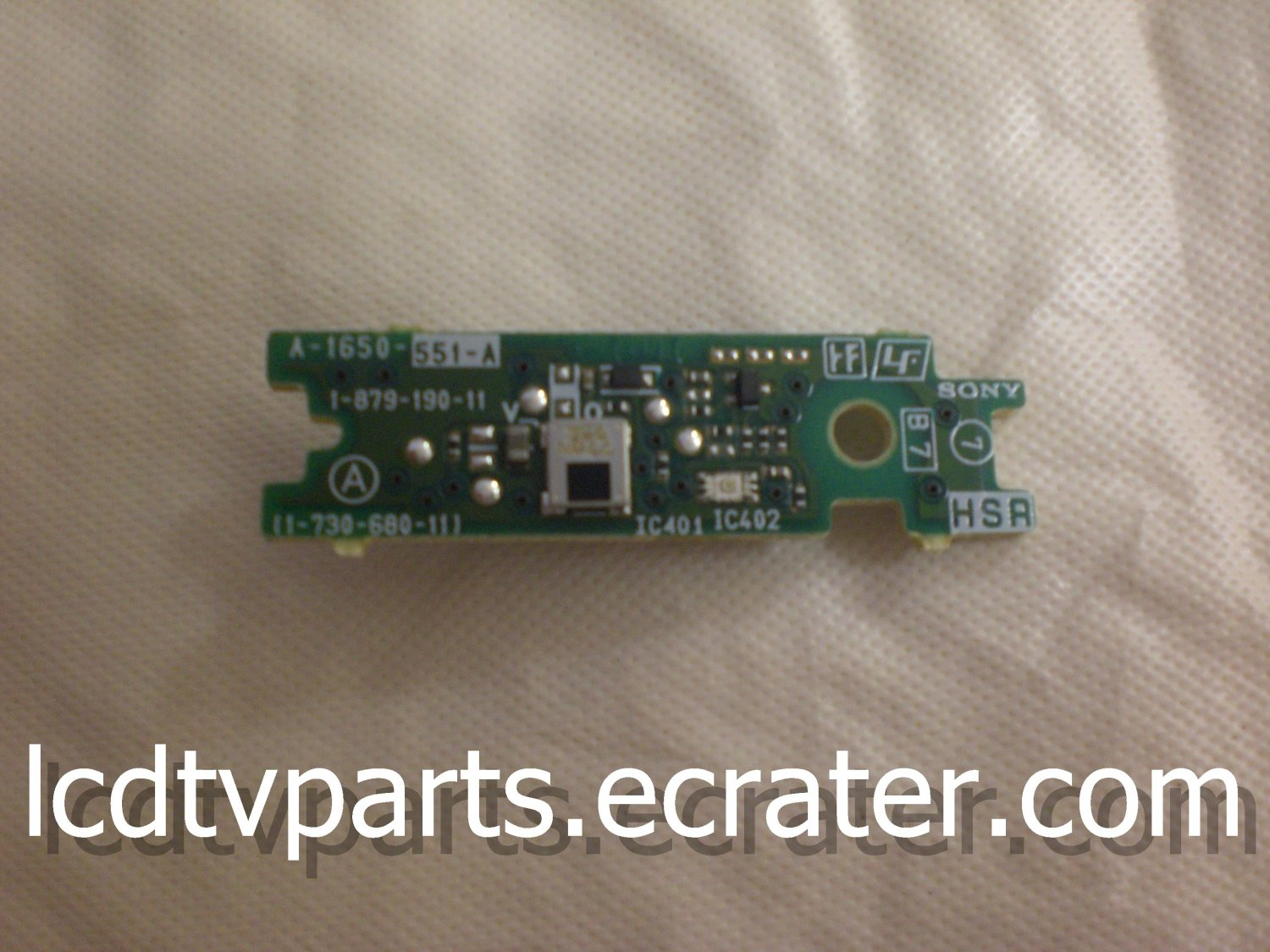 A-1650-551-A, 1-879-190-11, (1-730-680-11), LED IR ASSY For SONY KDL-46V5100