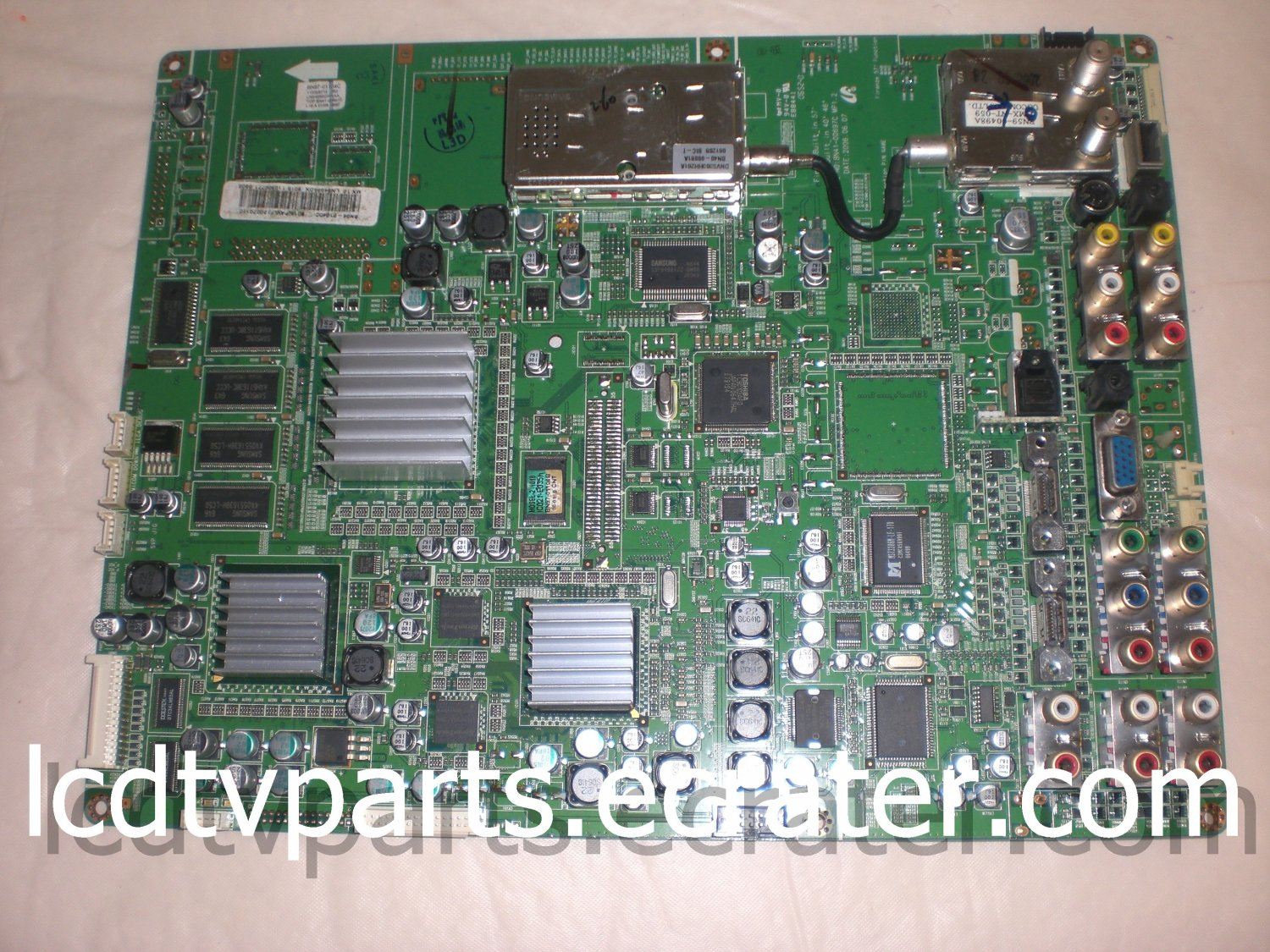 BN94-01040A, BN41-006970, BN94-01040C, BN97-01104C, E88441, Main Board for SAMSUNG LNS4095DX/XAA
