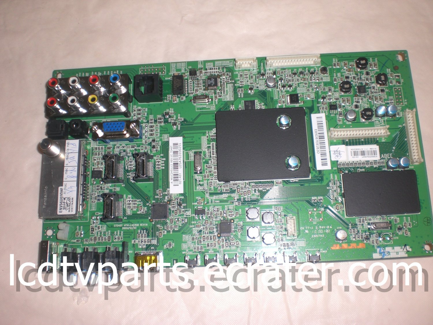 75017649, STD40T, VTV-L40708, L05A763100251, E89D87E81B3D, Main Board for TOSHIBA 46G300U1