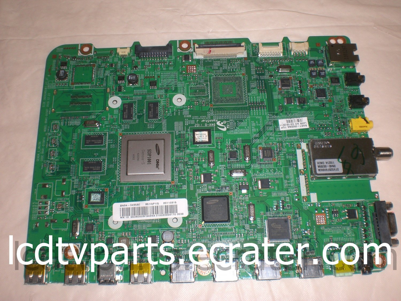 BN41-01587, BN41-01587A, BN97-05206A,BN94-04358C, Main Board for SAMSUNG UN55D6000SF, UN55D6000SFXZ