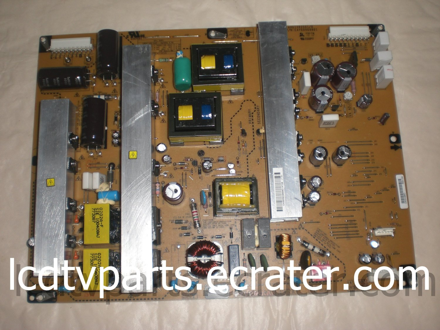 EAY60968801, EAX61392501/8, EAY60968801, PS-6421-2-LF, Power Supply for LG 50PK750
