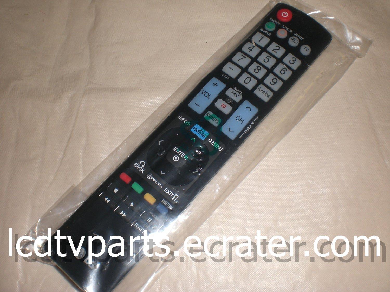 AKB72914273, Original Remote Control for LG 50PW350