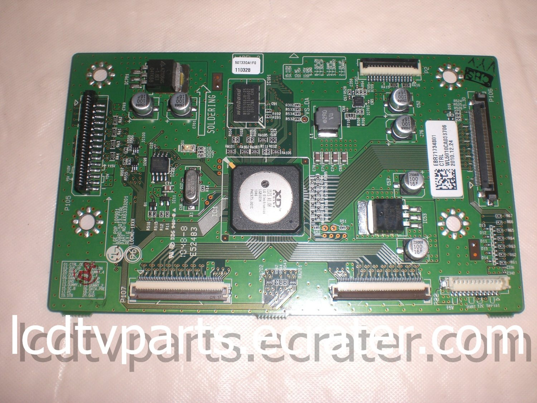 50T3_CTRL, EAX63333201, EBR71734801, T-Con Board for LG 50PW350