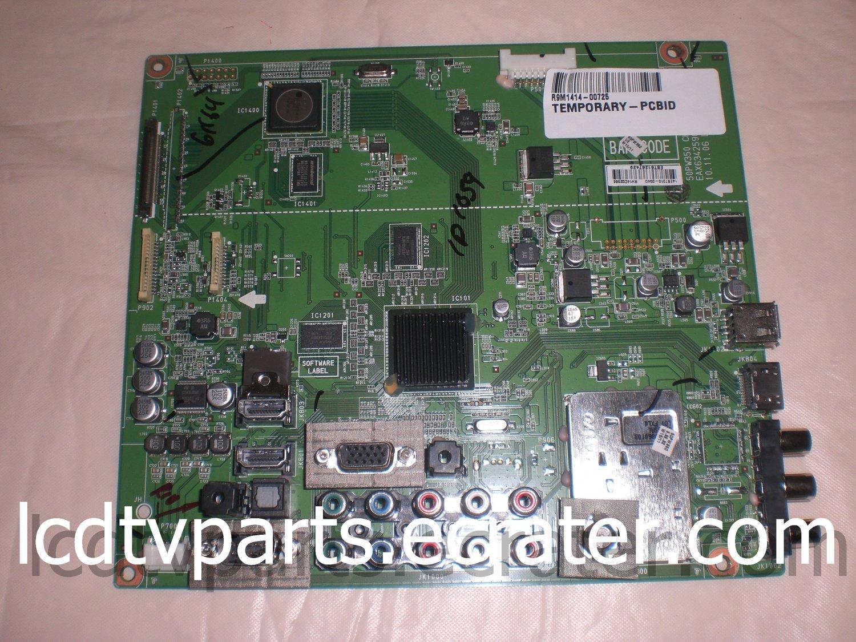 EAX63425903(0), EBT61267429, Main Board for LG 50PW350