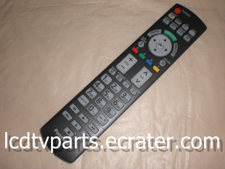 N2QAYB000571 , N2QAYB 000571, Original Remote Control for PANASONIC TC-P50ST30